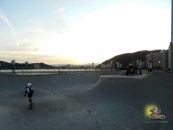 Pista de Skate Quebra-mar-3