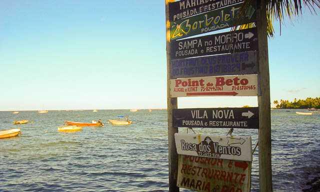 Onde ficar em Morro de São Paulo: melhores hotéis