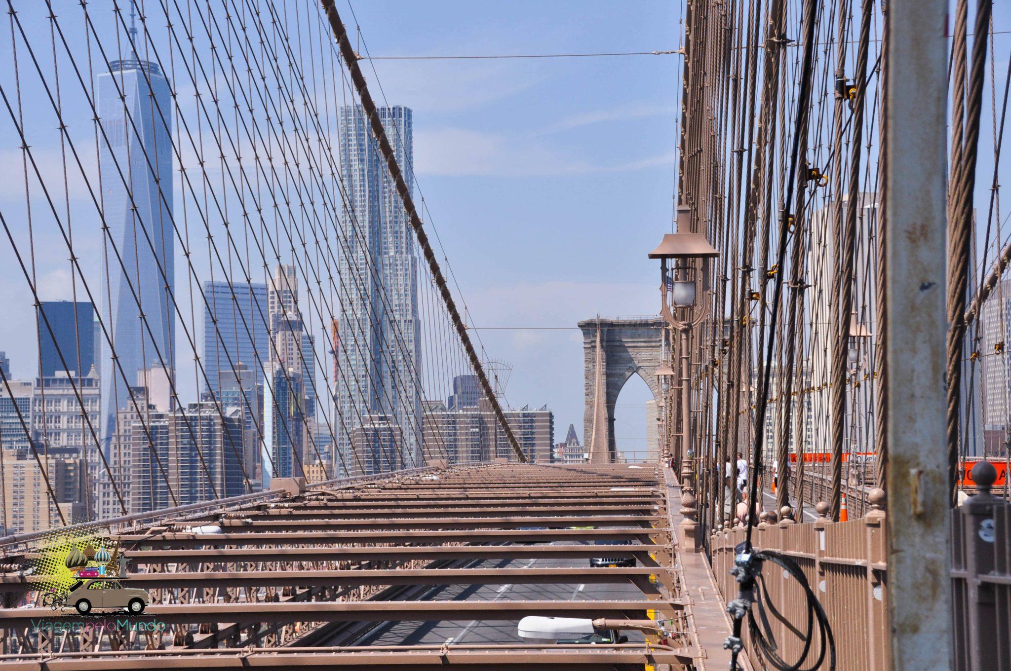 Ponte do Brooklyn e Williamsburg: passeio imperdível!