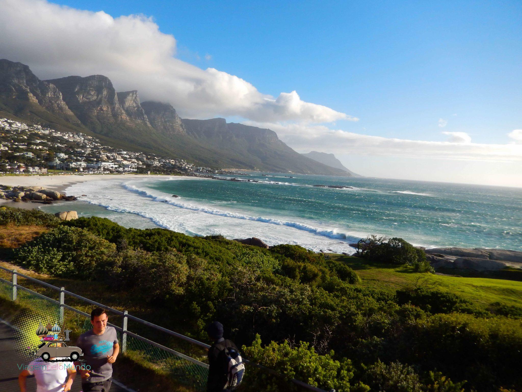 Interc 226 Mbio Na Cidade Do Cabo 193 Frica Do Sul