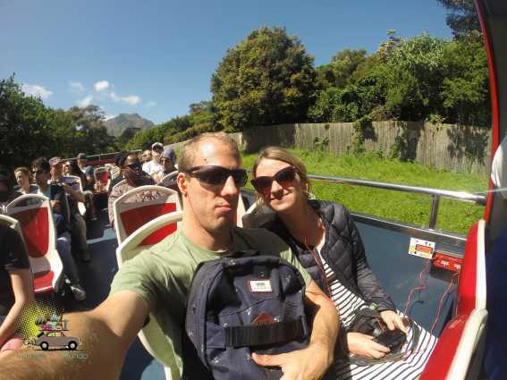 Cape Town: pontos turísticos de ônibus