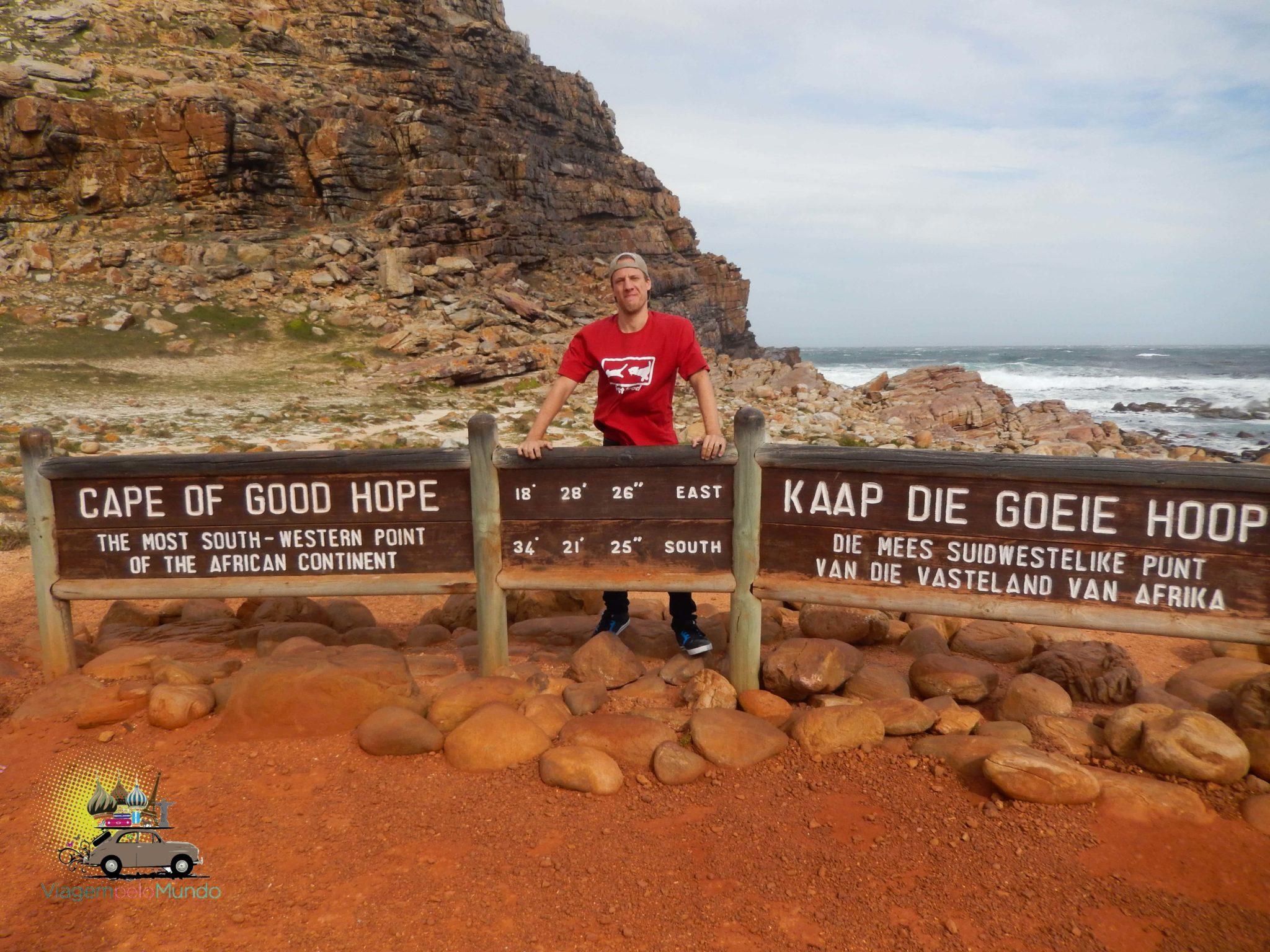De Cape Town ao Cabo da Boa Esperança, Muizenberg e Boulders Beach