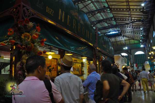 Mercato Centrale Florença-3