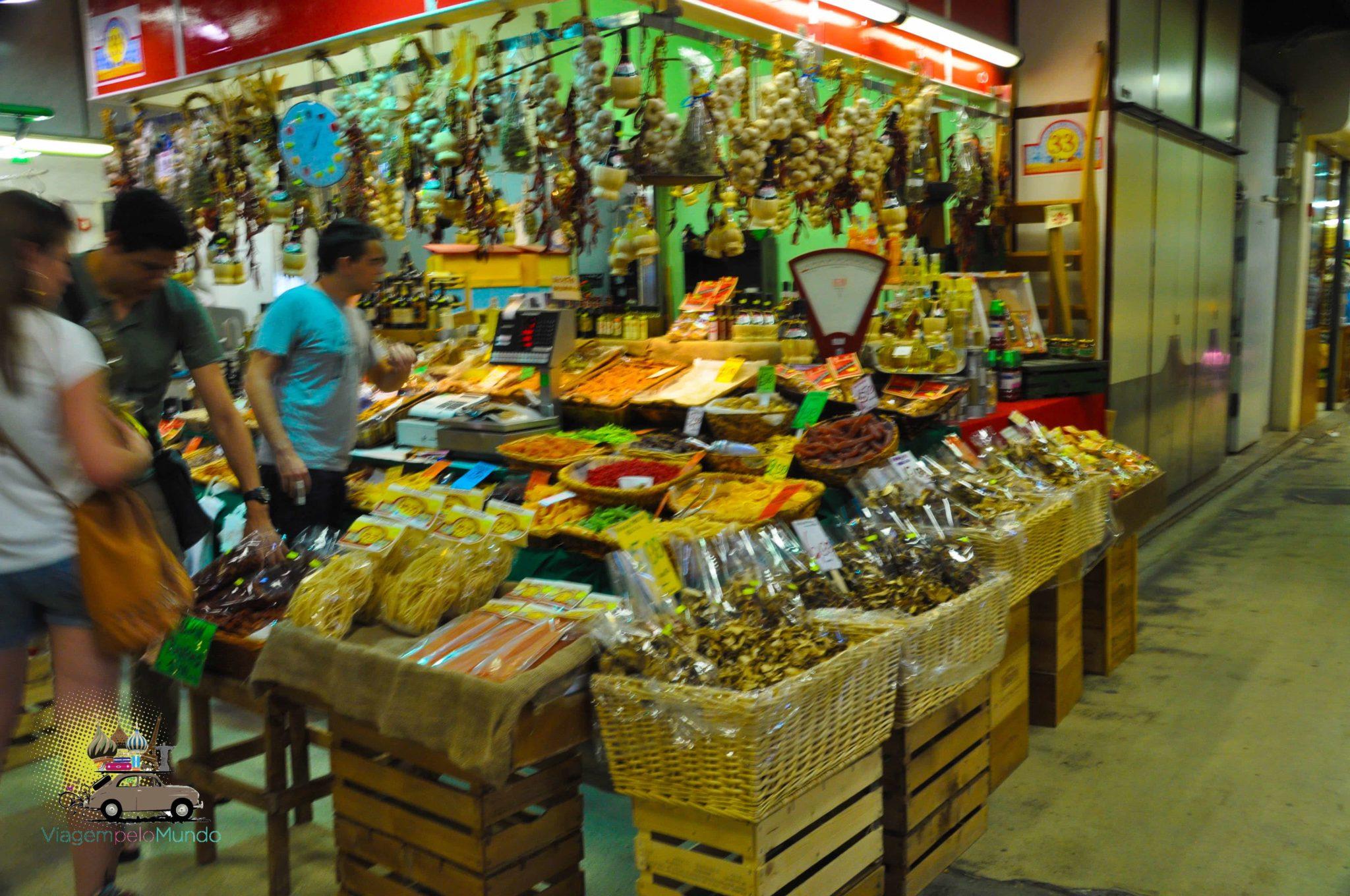 Mercato Centrale Florença
