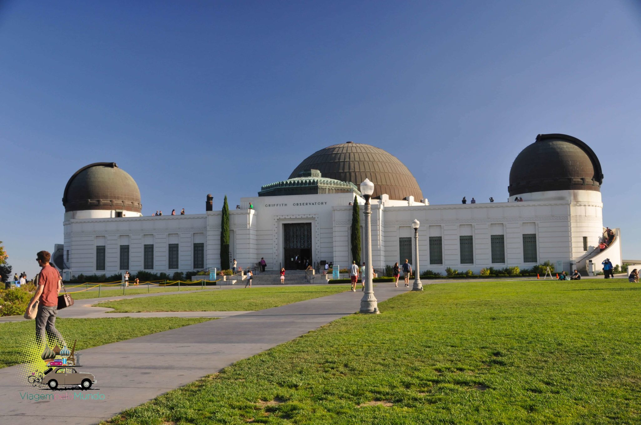 Observatório Griffith Los Angeles