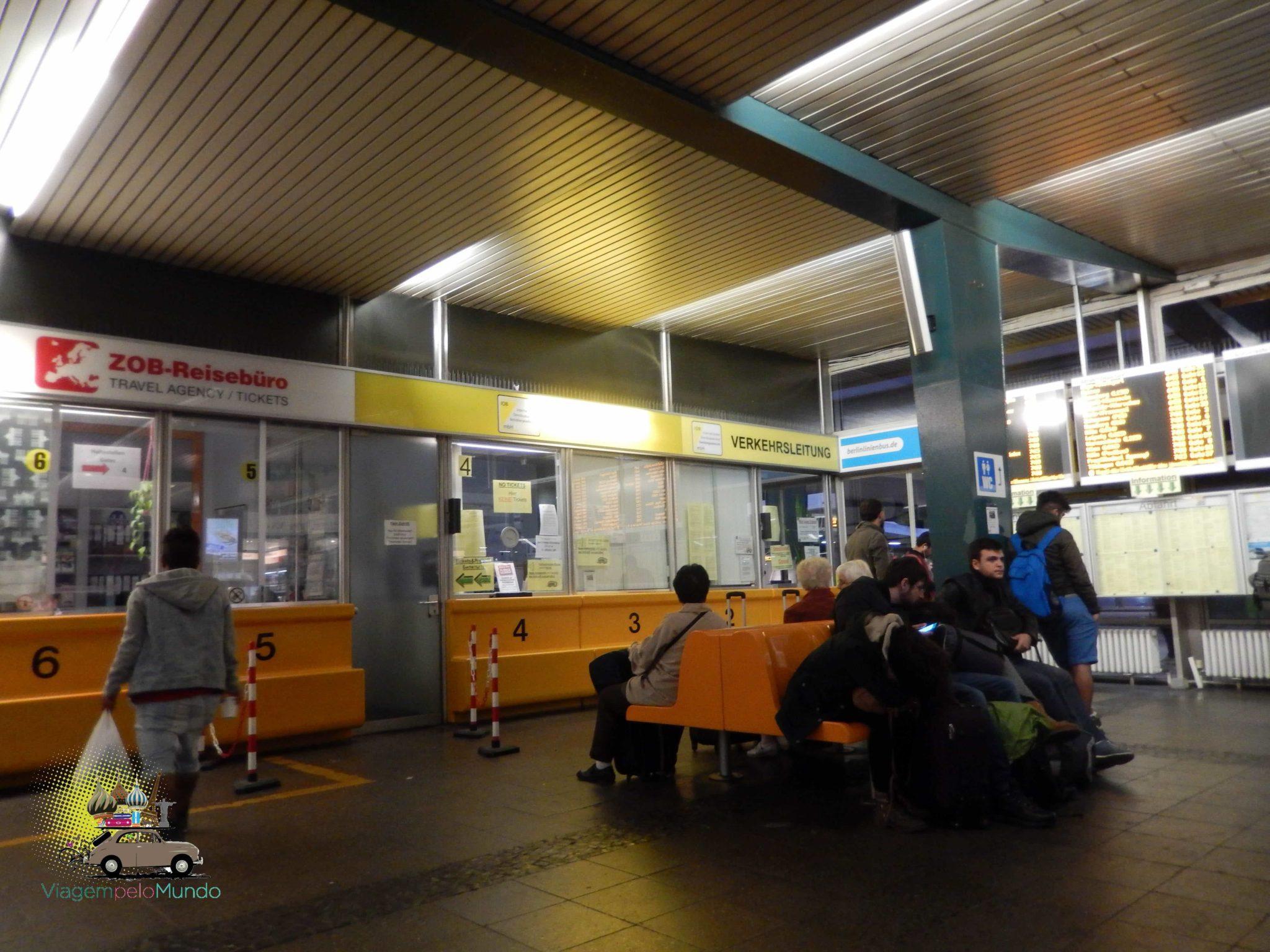 De Berlim a Praga de trem
