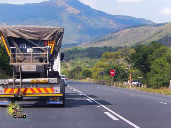 De Joanesburgo ao Kruger de carro-2