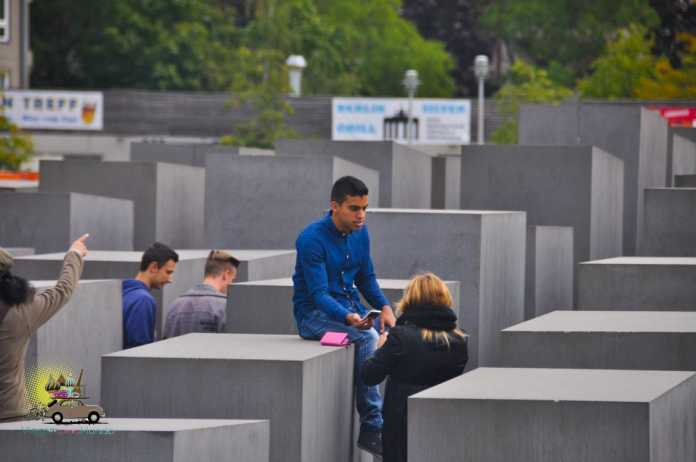 Memorial do Holocausto Berlim-2