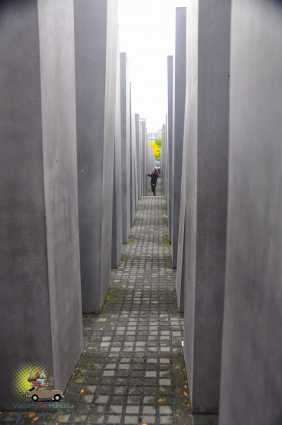 Memorial do Holocausto Berlim-4