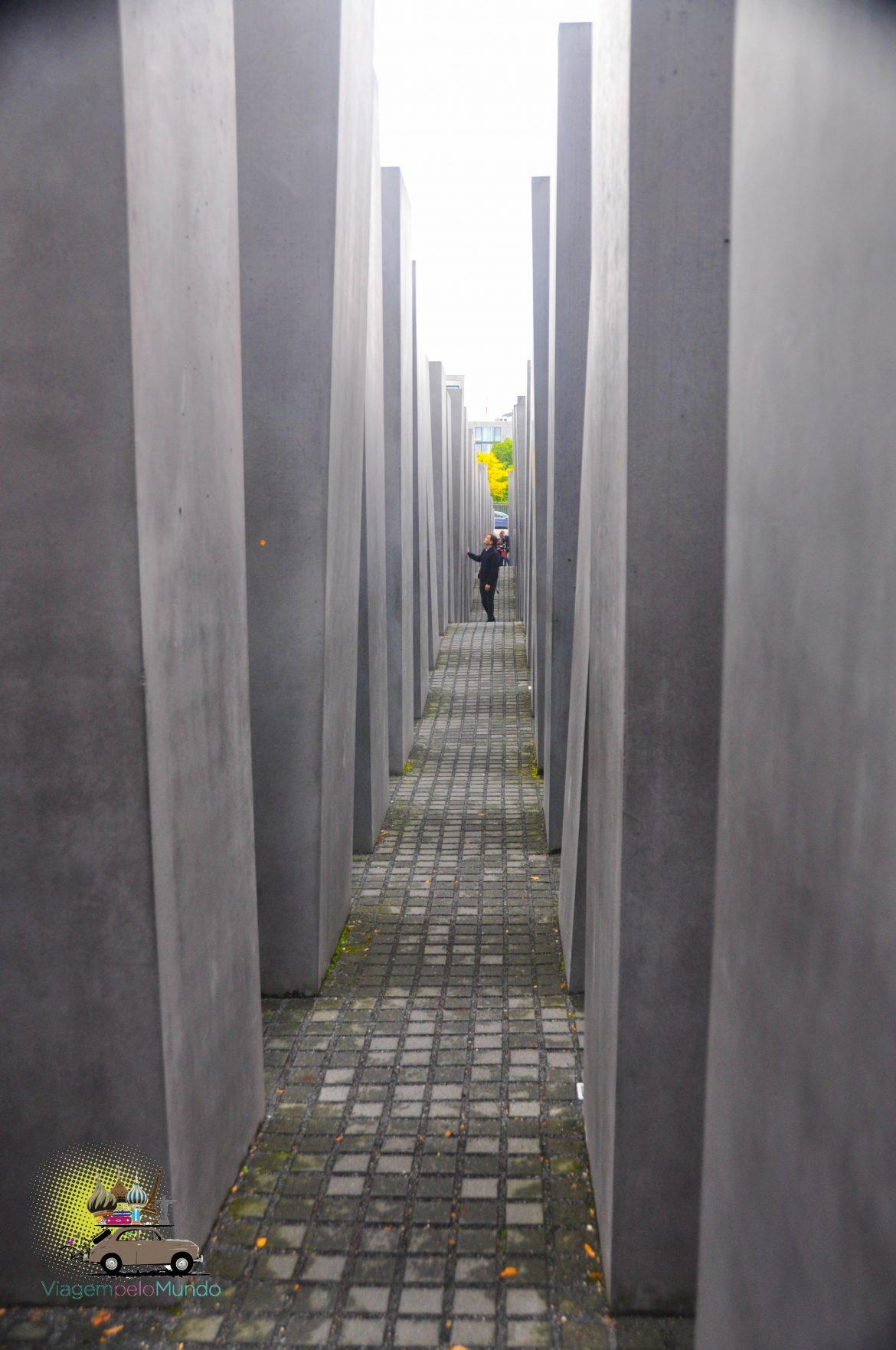 Memorial do Holocausto Berlim