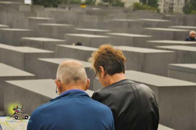 Memorial do Holocausto Berlim