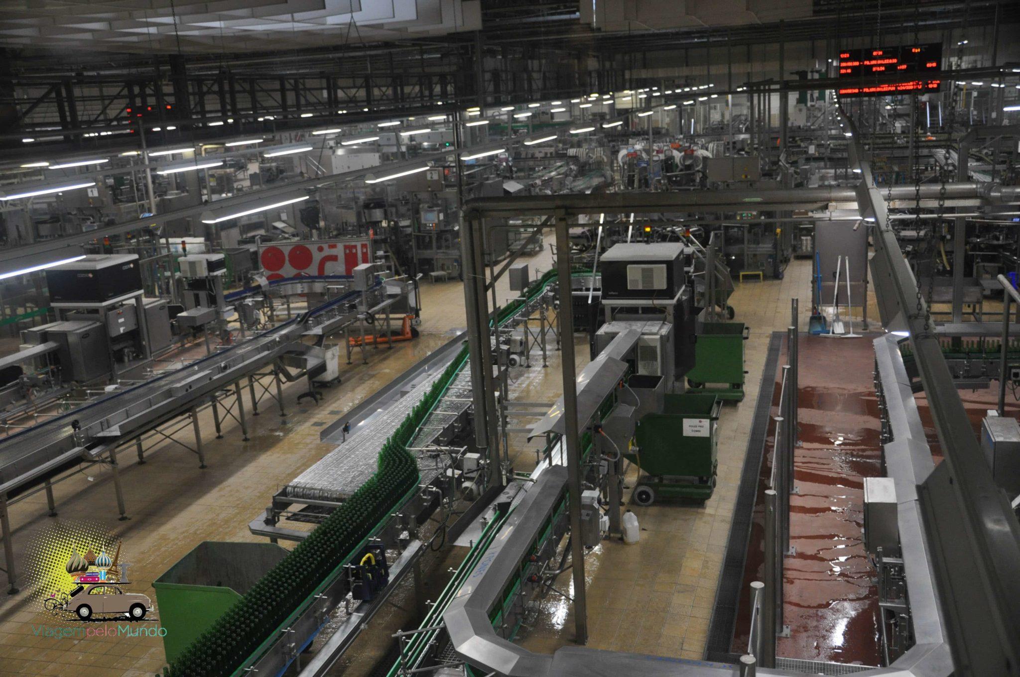 Visita cervejaria Pilsner Urquell