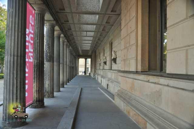 Neues Museum (Museu Novo) Berlim-2
