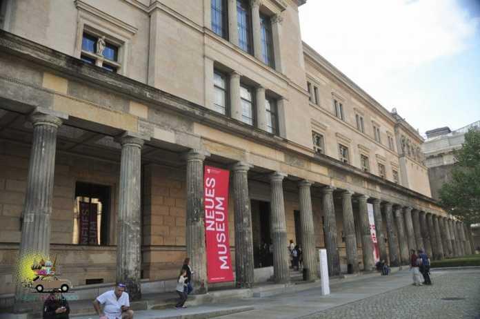 Neues Museum (Museu Novo) Berlim