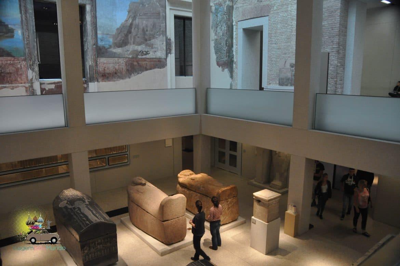 Neues Museum (Museu Novo) Berlim-8