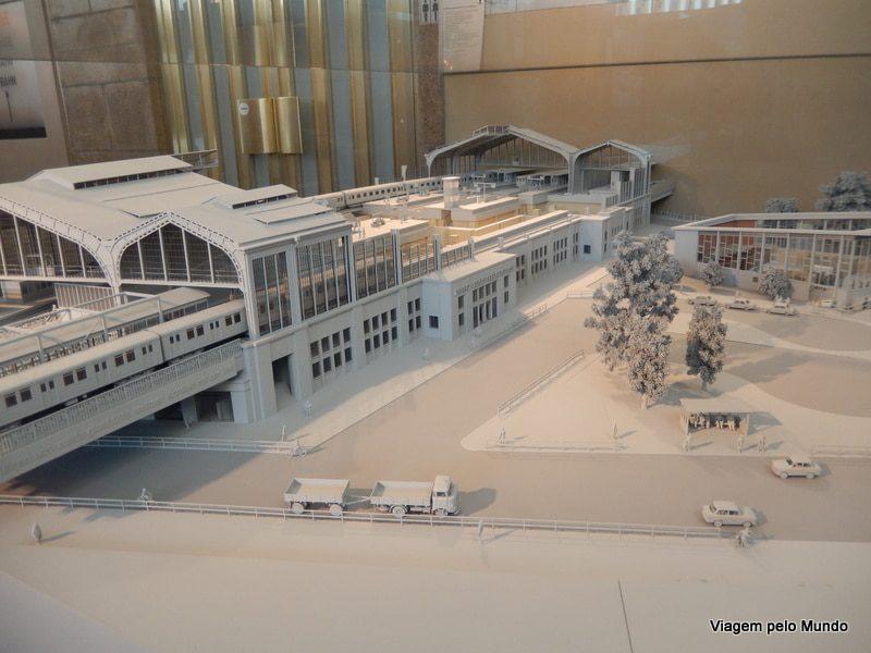 Palácio das Lágrimas em Berlim