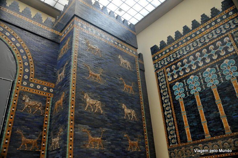 Museu Pérgamo em Berlim