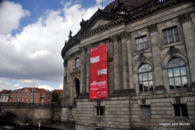 lha dos museus em Berlim