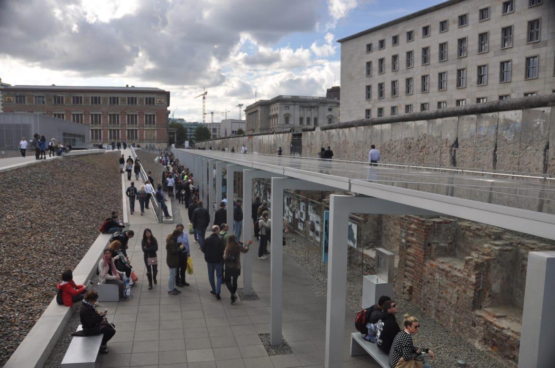Topografia do Terror em Berlim