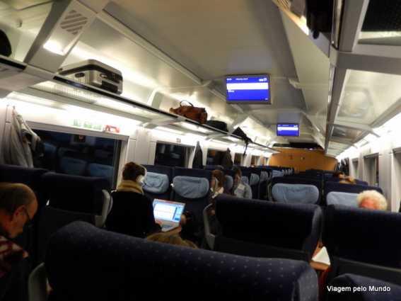 Trem de Frankfurt a Berlim: como chegar