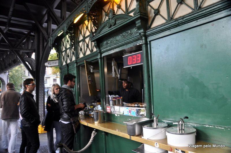 Burgermeister: a melhor hamburgueria em Berlim