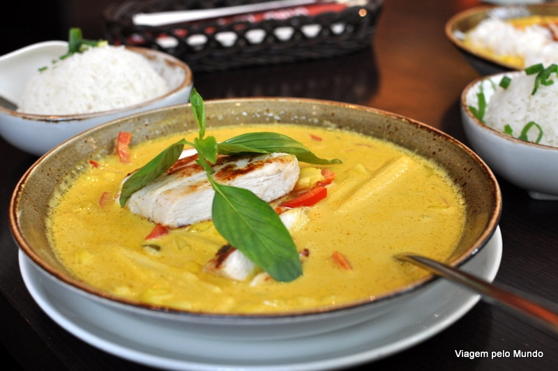 Coa: restaurante tailandês em Berlim