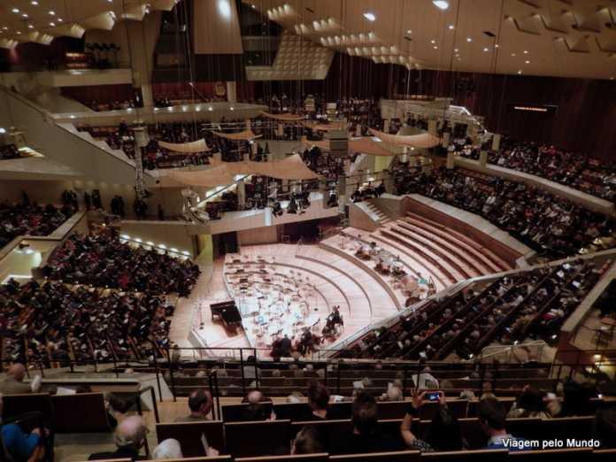 Concerto na Filarmônica de Berlim