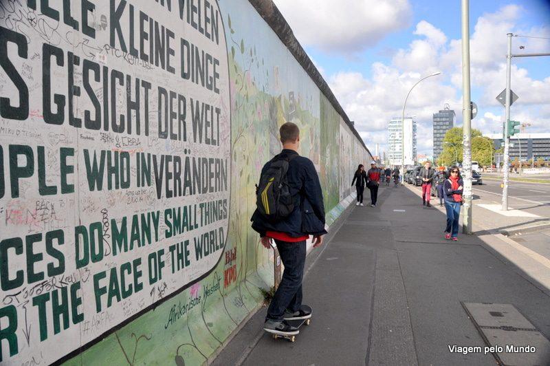 Pistas de skate em Berlim