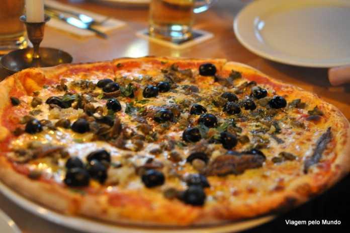 12 Apostel: pizzaria em Berlim