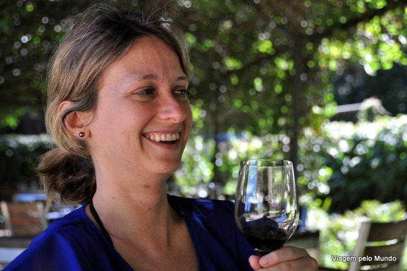 Degustação de vinhos em Napa - The Hess Collection
