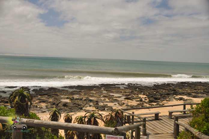 Surf em Jeffrey's Bay
