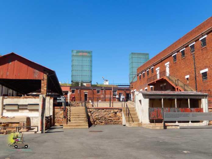 Constitution Hill Joanesburgo