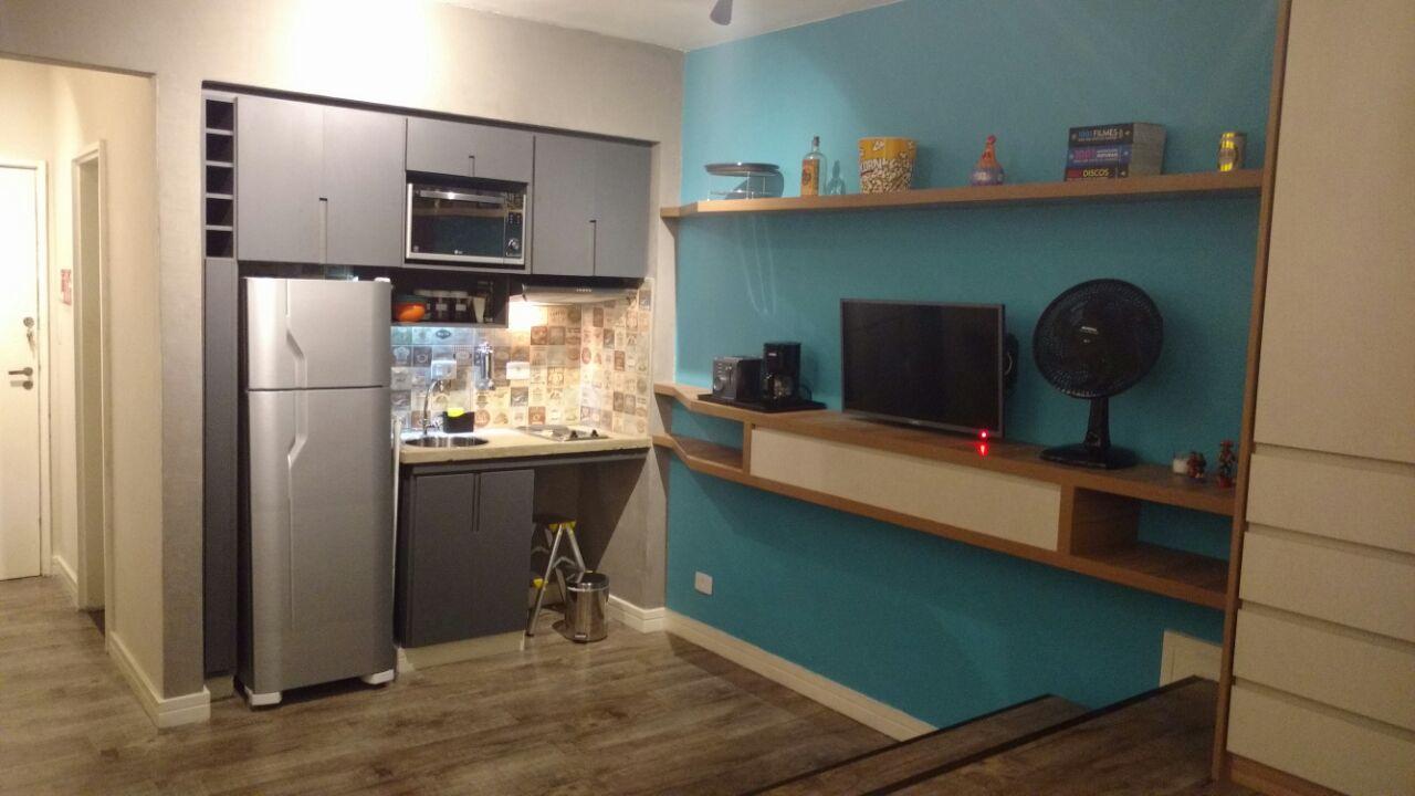 Aluguel de apartamento: Airbnb no centro de SP