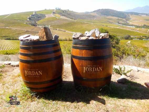 Safári de vinhos na Jordan Wine State