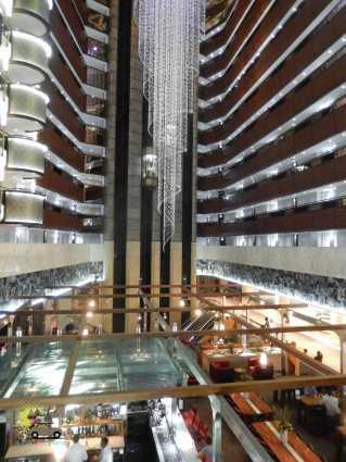 Onde ficar em Joanesburgo: hotel Sandton Sun