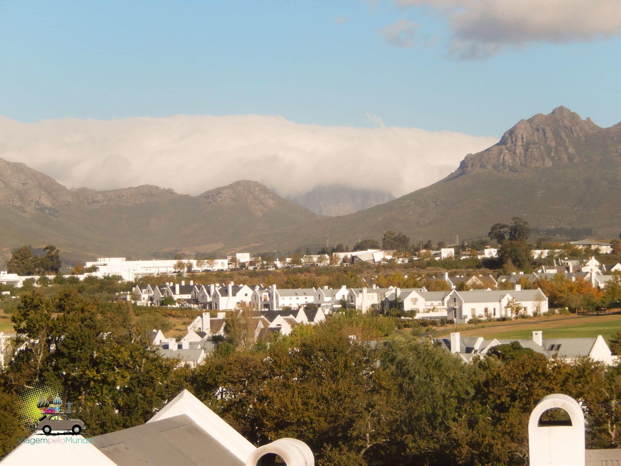 Hotel vinícola Kleine Zalze em Stellenbosch