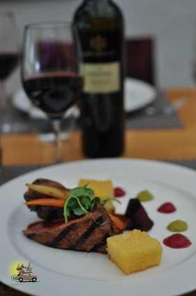 Onde comer em Stellenbosch: restaurante Big Easy, Viagem pelo Mundo blog
