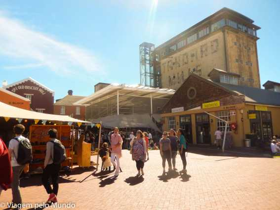 Neighbourgoods Market em Cape Town