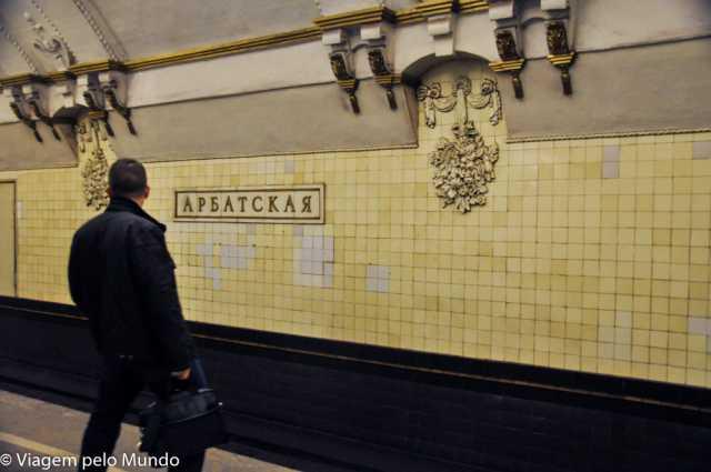 Viagem para a Rússia: aprenda o cirílico!, Viagem pelo Mundo blog