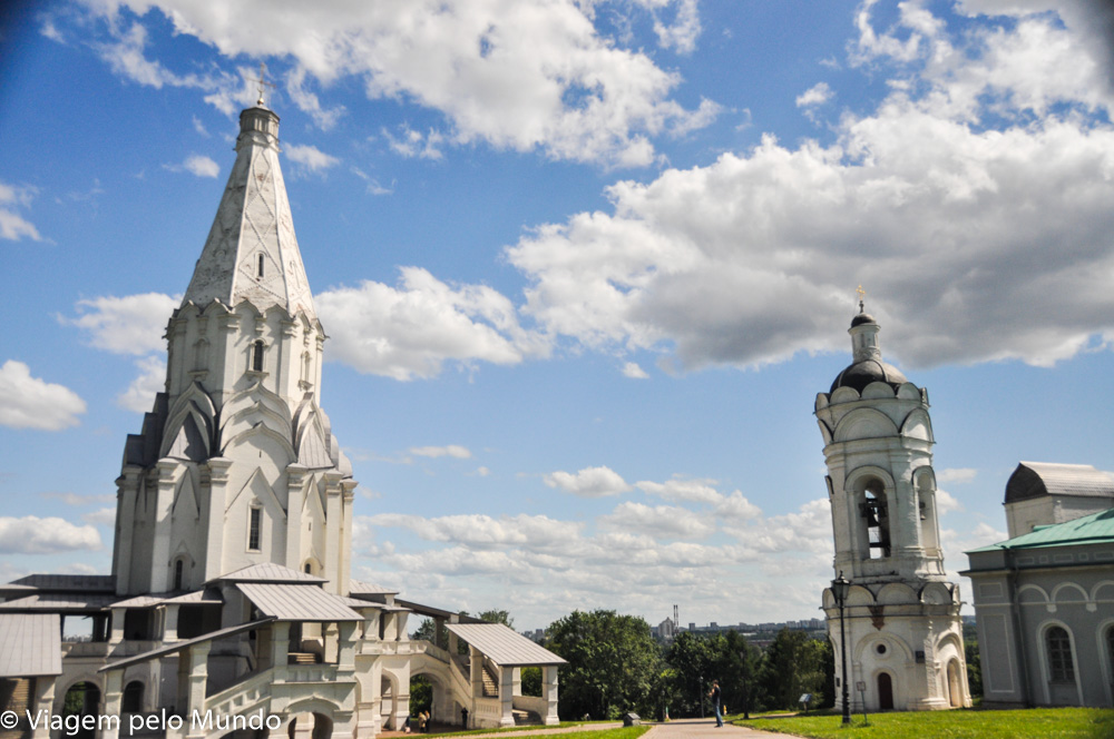 Parque Kolomenskoe Moscou