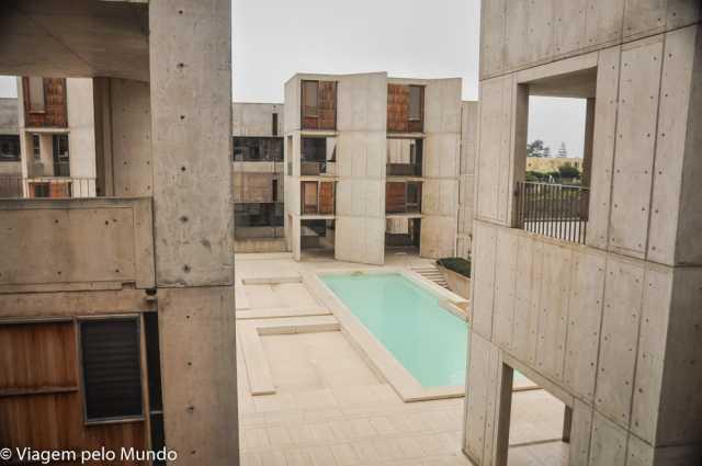 Salk Institute em San Diego, Califórnia: para os amantes da arquitetura, Viagem pelo Mundo blog