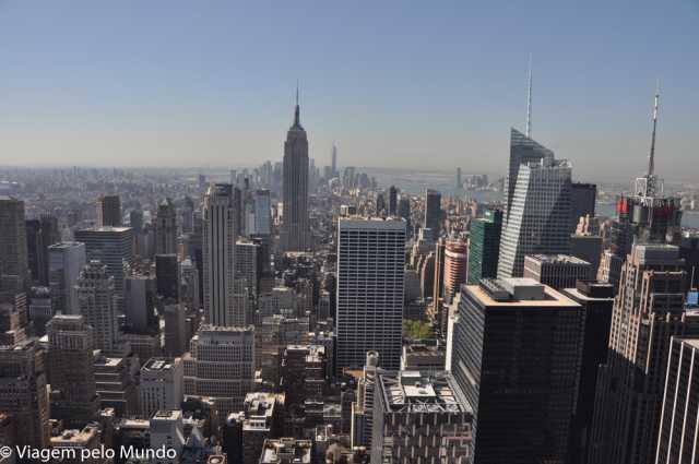 Top of The Rock em Nova York: economize!