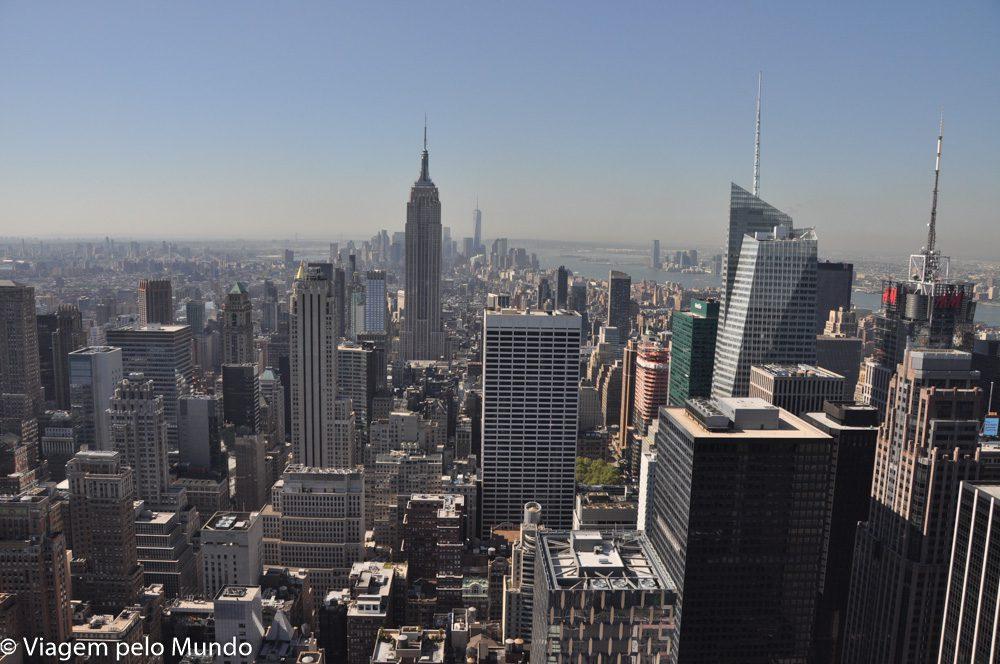 Top of the Rock Nova York