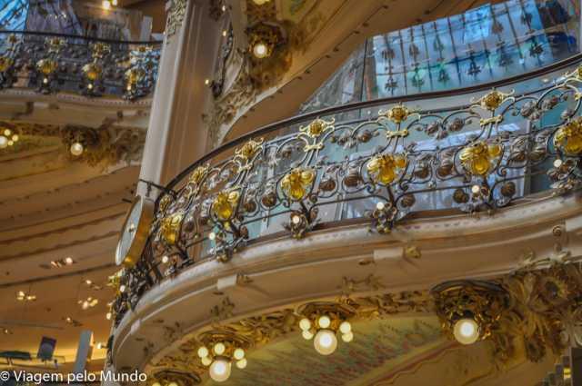 O melhor macaron de Paris: Pierre Hermé na Galeria Lafayette