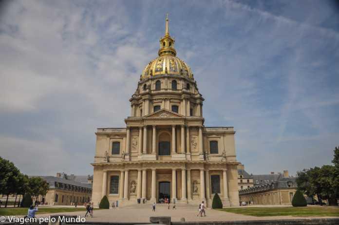 Túmulo Napoleão Paris