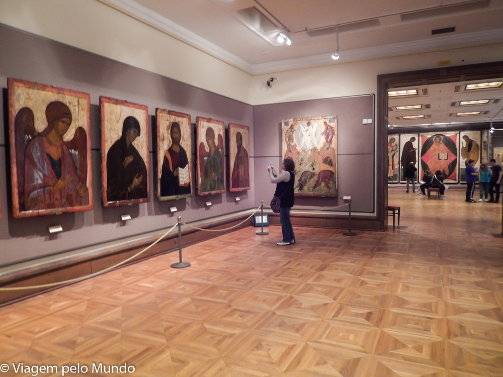 Galeria Tretiakóv Moscou