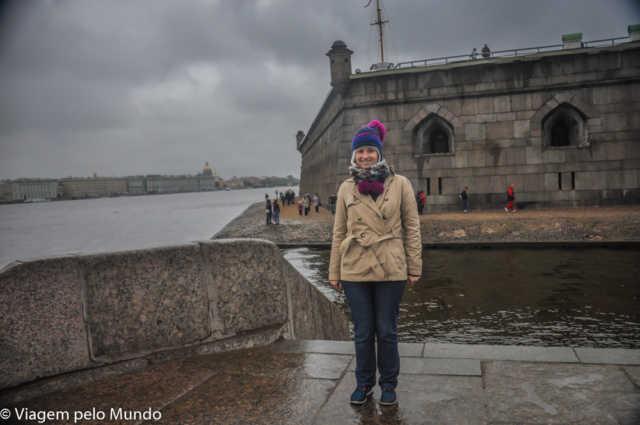Fortaleza de Pedro e Paulo em São Petersburgo, Viagem pelo Mundo blog