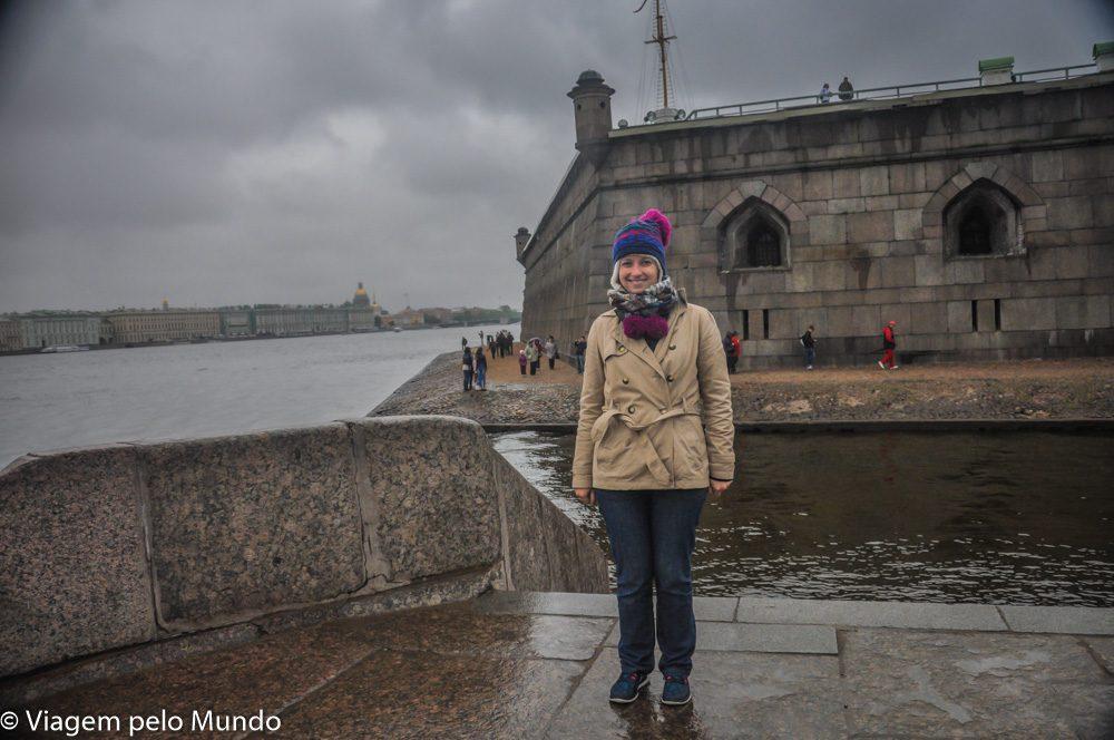 Fortaleza de Pedro Paulo São Petersburgo