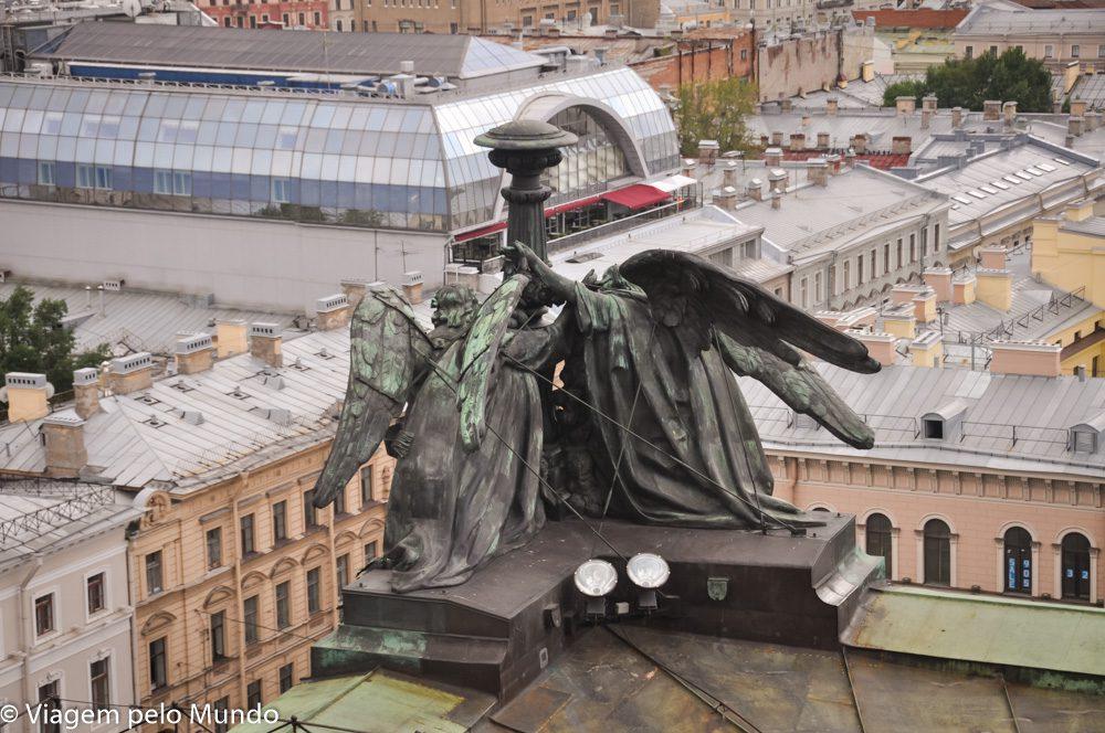 Catedral de Santo Isaac São Petersburgo