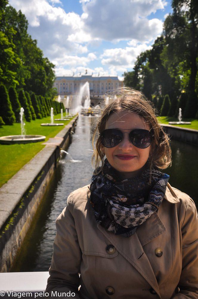 Peterhof bate-volta de São Petersburgo